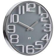 FUTURE TIME FT7010GY - Nástěnné hodiny