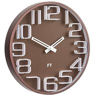 FUTURE TIME FT8010BR - Wall Clock