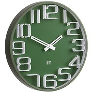 FUTURE TIME FT8010GR - Wall Clock