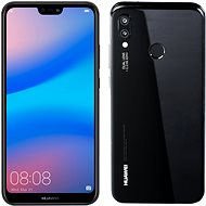 HUAWEI P20 Lite Midnight Black - Mobile Phone