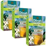 Dilmah Lemongrass Lemon Green Tea 20x1,5g - Tea