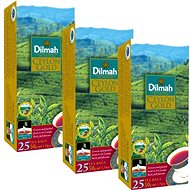 Dilmah Ceylon Gold Black Tea 25x2g - Tea