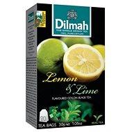 Dilmah Čaj černý Citron Limetka 20x1,5g - Čaj