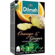 Dilmah Čaj černý Pomeranč Zázvor 20x1,5g - Čaj