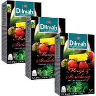 Dilmah Black Mango Strawberry Tea 20x1,5g - Tea