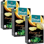 Dilmah Orange Ginger Black Tea 20x1,5g - Tea