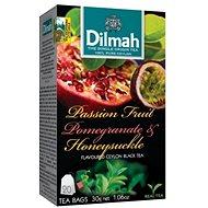 Dilmah Čaj černý Maracuja Granátové jablko Zimolez 20x1,5g - Čaj
