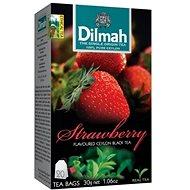 Dilmah Čaj černý Jahoda 20x1,5g - Čaj