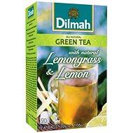 Dilmah Čaj zelený Citrónová tráva Citron 20x1,5g - Čaj