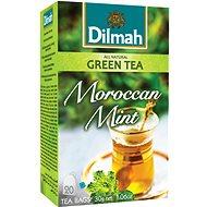 Dilmah Čaj zelený Marocká máta 20x1,5g - Čaj