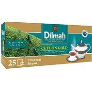 Dilmah Čaj černý Ceylon Gold  25x2g - Čaj