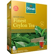 Dilmah Black Ceylon Gold Tea 100x 2g - Tea