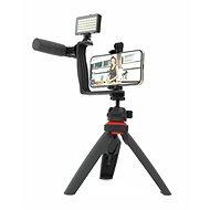 Digipower Superstar Vlogging Kit with Remote - Držák na mobilní telefon