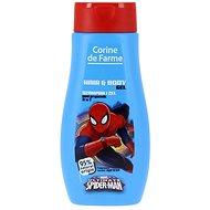 CORINE DE FARME Disney Spiderman 250ml šampon a sprchový gel - Dětský šampon