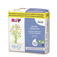 HiPP Babysanft Ultra Sensitive 4× 52 ks