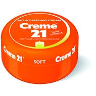 CREME 21 Soft Care and Hydro-Balance Moisture Cream 250 ml - Tělový krém