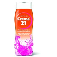 CREME 21 Růžové šampaňské - 250 ml - Sprchový gel