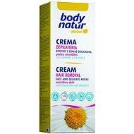 BODYNATUR heřmánek a vitamín E - 50 ml - Depilační krém