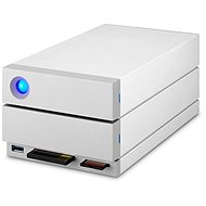 LaCie 2big Dock 32TB Thunderbolt3 - Externí disk