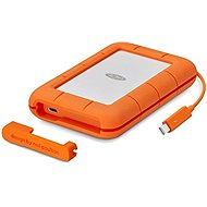 "LaCie 2.5"" Rugged 5TB Thunderbolt USB-C + 3 roky SRS Rescue - Externí disk"