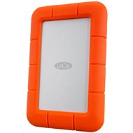 LaCie Rugged USB-C 4TB + 2 roky SRS Rescue