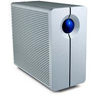 LaCie 2big Quadra 8TB (2x4TB) RAID - Datové úložiště