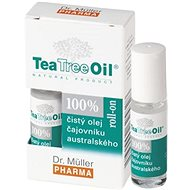 Dr.Müller  Tea Tree Oil 100% Pure Oil, Roll-on, 4ml - Tea Tree