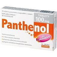 Dr.Müller Panthenol Tablets, 100mg - Panthenol