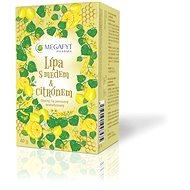 Megafyt Linden with Honey & Lemon - Tea