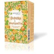 Megafyt  Meduňka s pomerančem 20x2g - Čaj