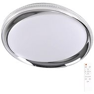 LED Stmívatelné stropní svítidlo GLOSSY 2xLED/36W/230V IP44+ DO - Stropní světlo