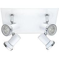 Eglo - LED koupelnové bodové svítidlo 4xGU10-LED/3,3W/230V IP44 - Bodové osvětlení