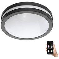 Eglo - LED Stmívatelné koupelnové stropní svítidlo LOCANA-C LED/14W/230V Bluetooth IP44 - Stropní světlo