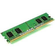 Kingston 2GB DDR3 1333MHz CL9 Single Rank - Operační paměť