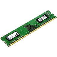Kingston 2GB DDR3 1600MHz CL11 Single Rank - Operační paměť