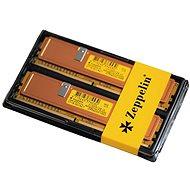 ZEPPELIN KIT 16GB DDR4 2400MHz CL17 GOLD - Operační paměť