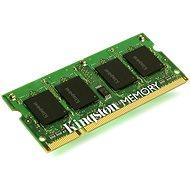 Kingston SO-DIMM 2GB DDR2 667MHz CL9 pro Sony - Operační paměť