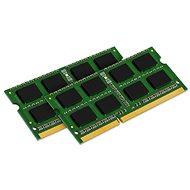 Kingston SO-DIMM 16GB KIT DDR3L 1600MHz CL11 - Operační paměť