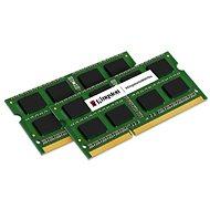 Kingston SO-DIMM 16GB KIT DDR3 1600MHz CL11 - Operační paměť