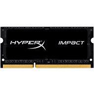 HyperX SO-DIMM 4GB DDR3L 1866MHz Impact CL11 Black Series - Operační paměť