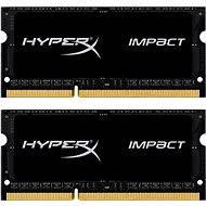 HyperX SO-DIMM 8GB KIT DDR3L 1866MHz Impact CL11 Black Series - Operační paměť