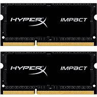 HyperX SO-DIMM 16GB KIT DDR3L 1866MHz Impact CL11 Black Series - Operační paměť