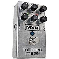 Dunlop MXR M116 Fullbore Metal Distortion - Kytarový efekt