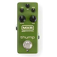 Dunlop MXR M281 Thump Bass Preamp - Kytarový efekt