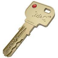 Náhradní klíč k cylindrické vložce M&C pro Danalock - Klíč