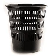 DONAU 12l černý - Odpadkový koš