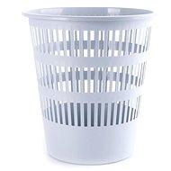 DONAU 12l šedý - Odpadkový koš