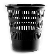 DONAU 16l černý - Odpadkový koš