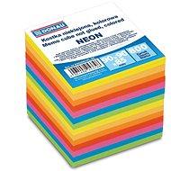 DONAU 90x90x90mm barevné - Papírové bločky