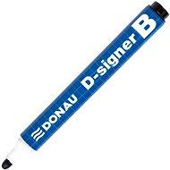 DONAU D-SIGNER B 2-4 mm, černý